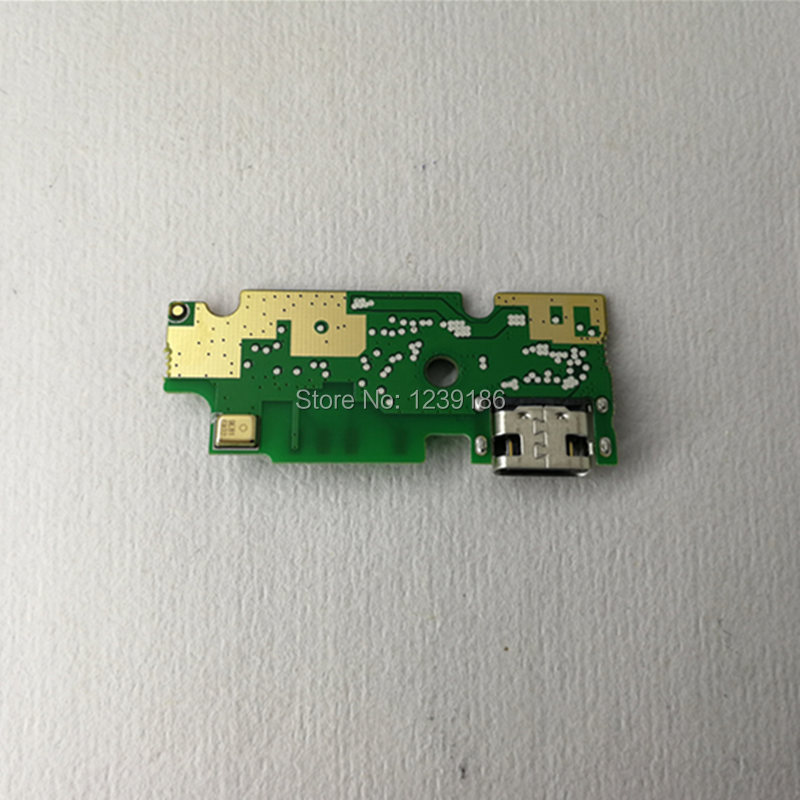 BestNull For Ulefone Power3 USB Plug Charge Board USB Charger Plug Board Module Repair Parts For Ulefone Power 3  Mobile Phone