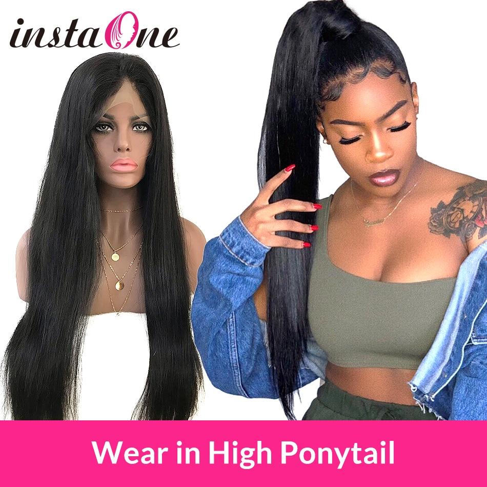 360 Lace Frontal Wig 150 Density Brazilian Body Wave Hair Wigs For Black Women Pre Plucked