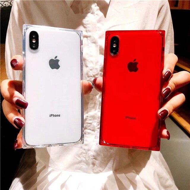 square iphone xs case