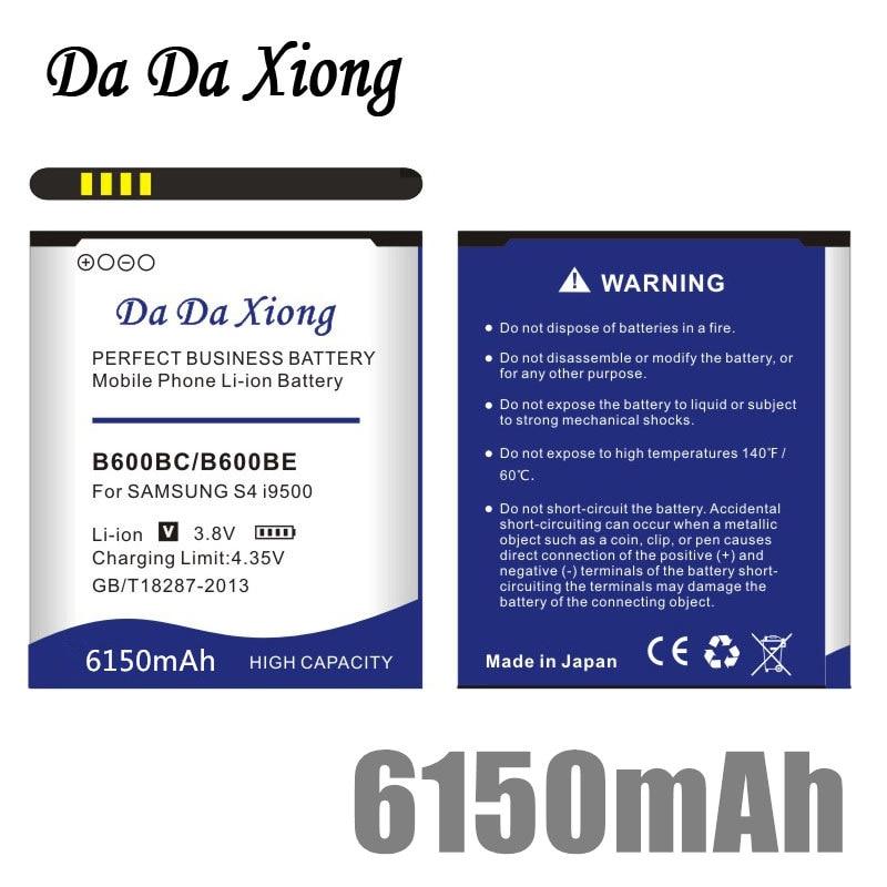 Da Da Xiong 6150mAh EB-B220AC/AE EB-B220AE Batterie pour Samsung Galaxy Grand 2 G7102 G7106 G7100 G7105 G7108 G7109 I9295 i9507V