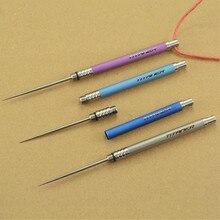 Titanium Alloy Carry Toothpick Holder Toothpicks Outdoor Portable