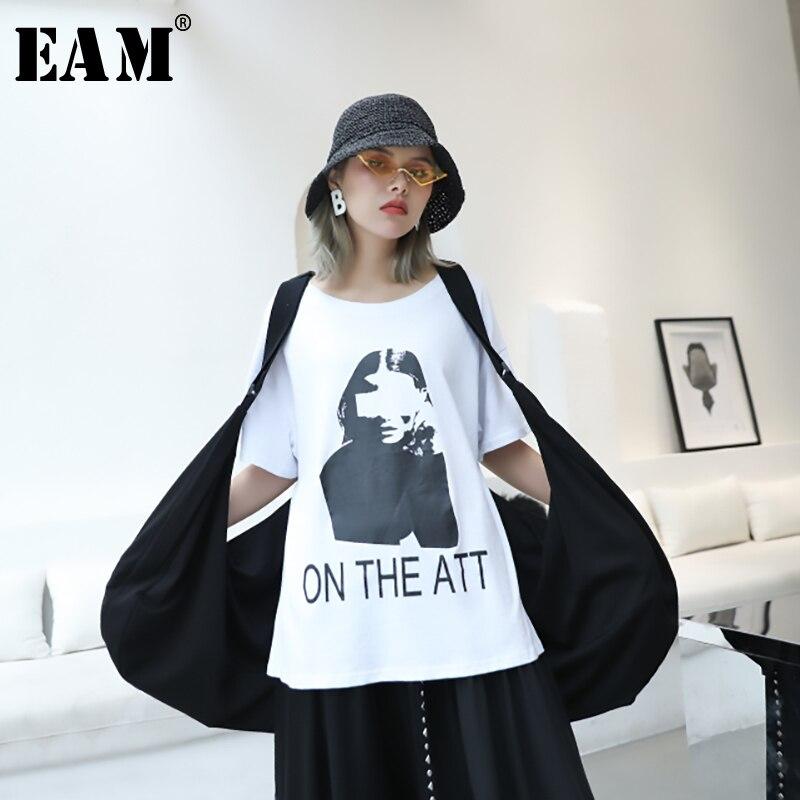 [EAM] Women Black Asymmetrical Pocket Loose Fit Long Vest New Lapel Sleeveless Big Size Fashion Tide Spring Autumn 2019 JZ444