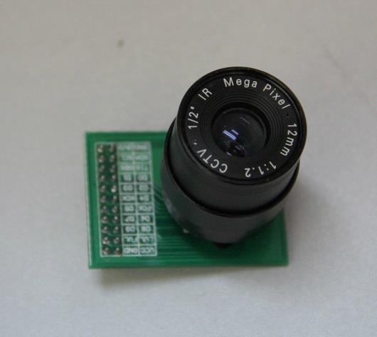 Free Shipping! 1pcx MT9M001 CMOS module