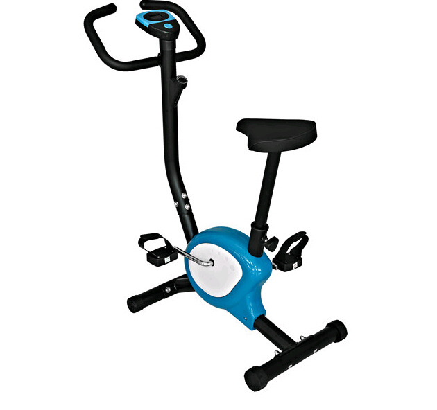Spinning/indoor cycling bike for home Fitness bike steel tube  electronic meter soft foam handle  treadle flat lacquer велотренажер spinning bike dfc v10