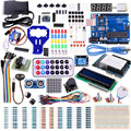 Ultimate Starter Kit  For Arduino UNO R3 Basic Learning Suite With Ultrasonic Sensor UNO R3 LCD1602 for Mega2560 UNO Nano