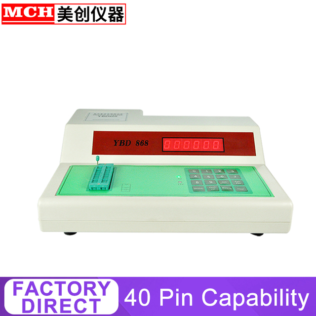 IC Tester For Electronic Industry Univeral IC Tester Digital and Linear IC tester Universal Device Tester