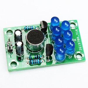 diy electronic kit set Voice-activated m