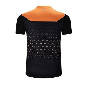 Image 5 - Nuevo Dragón de CHINA camisetas de tenis de mesa hombres, camisetas de ping pong, camisetas de tenis de mesa chinas, ropa de tenis de mesa camisas deportivas