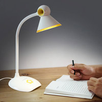 Eye Protection LED Book Table Lamp Flexible Touch Switch Desk Lamp Children Student Study Book Reading Lamps MY
