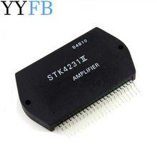 STK4231 STK4231II 2 канальный модуль питания 100 Вт мин. AF, новая модель, бесплатная доставка