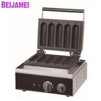 BEIJAMEI Commercial waffle corn dog machine 110v 220v corn dog making machine electric corn chips making machine price