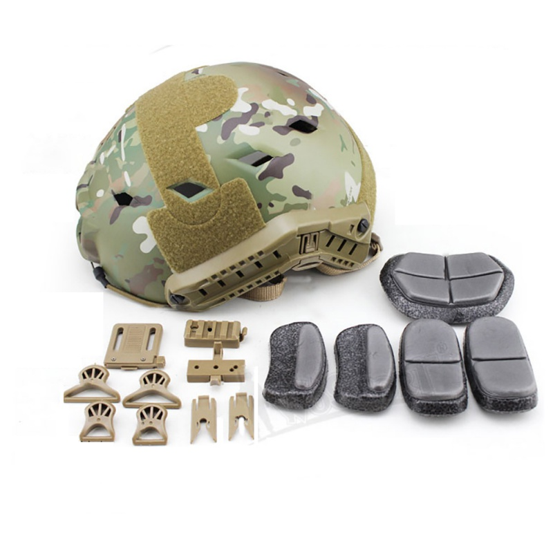 Outdoor Airsoft CS Game Paintball Head Protector New Tactical Protective Helmet Fast Ops Core Helmet Safety Helmet