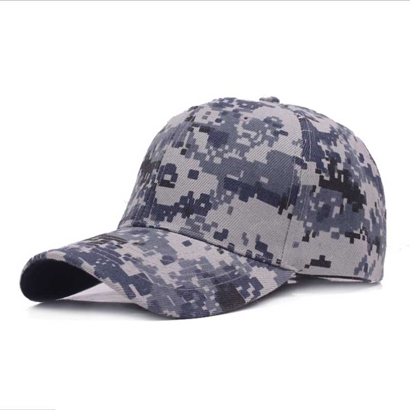 wholesale Snapback 100% Quality Cotton Camouflage Baseball Caps Men Women Fashion Hip Hop Hats Spring Summer Autumn Cap Bone wholesale women men fashion snapback cap hat new design custom novelty sport baseball cap girl boy hip hop camouflage visor hats