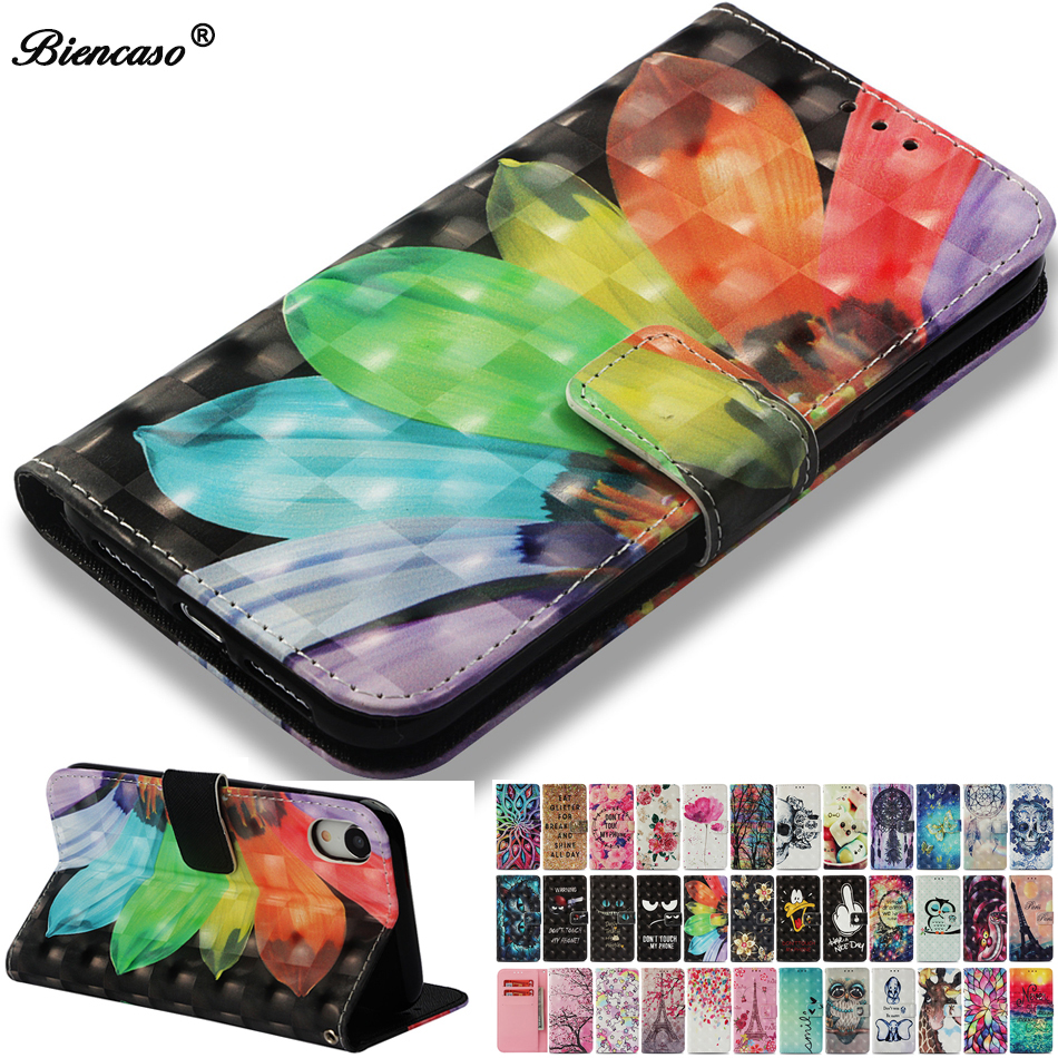 Galleria fotografica Flip PU Leather Cartoon Wallet Cover Case For Coque Samsung Galaxy S9 Plus Cases G965F Fundas For Samsung S9 G960F S9+ Coque B21