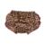 2017 Estilo Del Verano Del Bebé Ropa de Las Muchachas de Algodón de Manga Corta Traje de Leopardo + Shorts + Headband Volantes Recién Nacidos de La Ropa