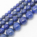 "Pretty Lapis Lazuli 4,6,8,10,12,14,16,18mm Round Loose Beads 15""/38cm ,we provide mixed wholesale for all items!"