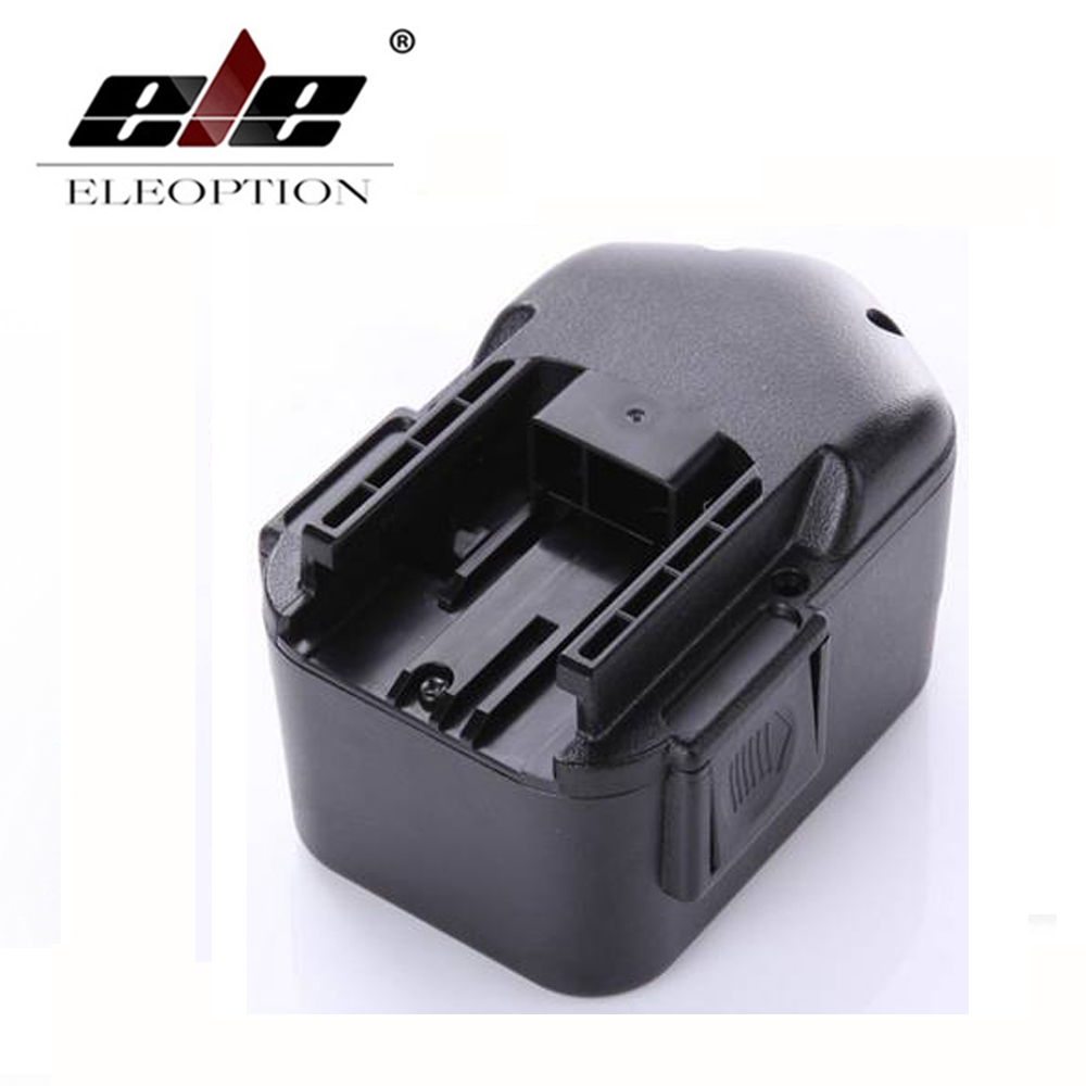 ELEOPTION 14.4V 2500mAh Ni-CD Rechargeable Power Tool Battery for MILWAUKEE 48-11-1000 48-11-1014 48-11-1024 электромеханическая швейная машина vlk napoli 2100
