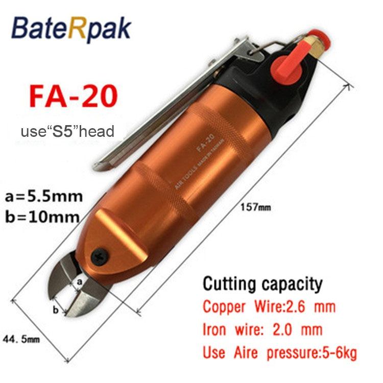 BateRpak FM-10 / FA-5/10/20/30 Cizallas neumáticas / Tijeras - Herramientas eléctricas - foto 5