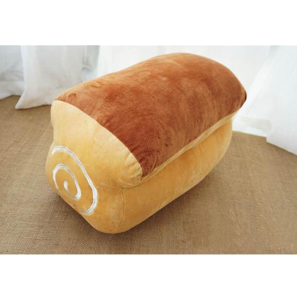 Fancytrader реалистичные завтрак хлеб плюшевые игрушки мягкие эмулированный плюшевая подушка из хлопка кукла приятные подарки