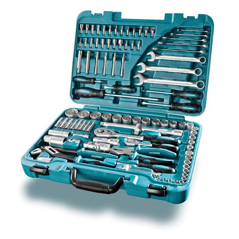 hyundai k 108 набор инструмента hyundai k 108 Tool set Hyundai K 98
