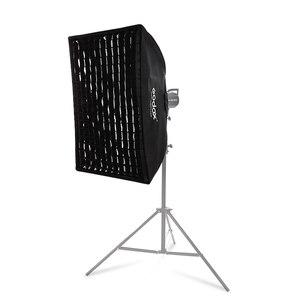 """Image 2 - Godox FW60 * 90 60*90 cm 23.6 """"x 35.4"""" taśmy ula siatki o strukturze plastra miodu Softbox z Bowens do montażu na"""