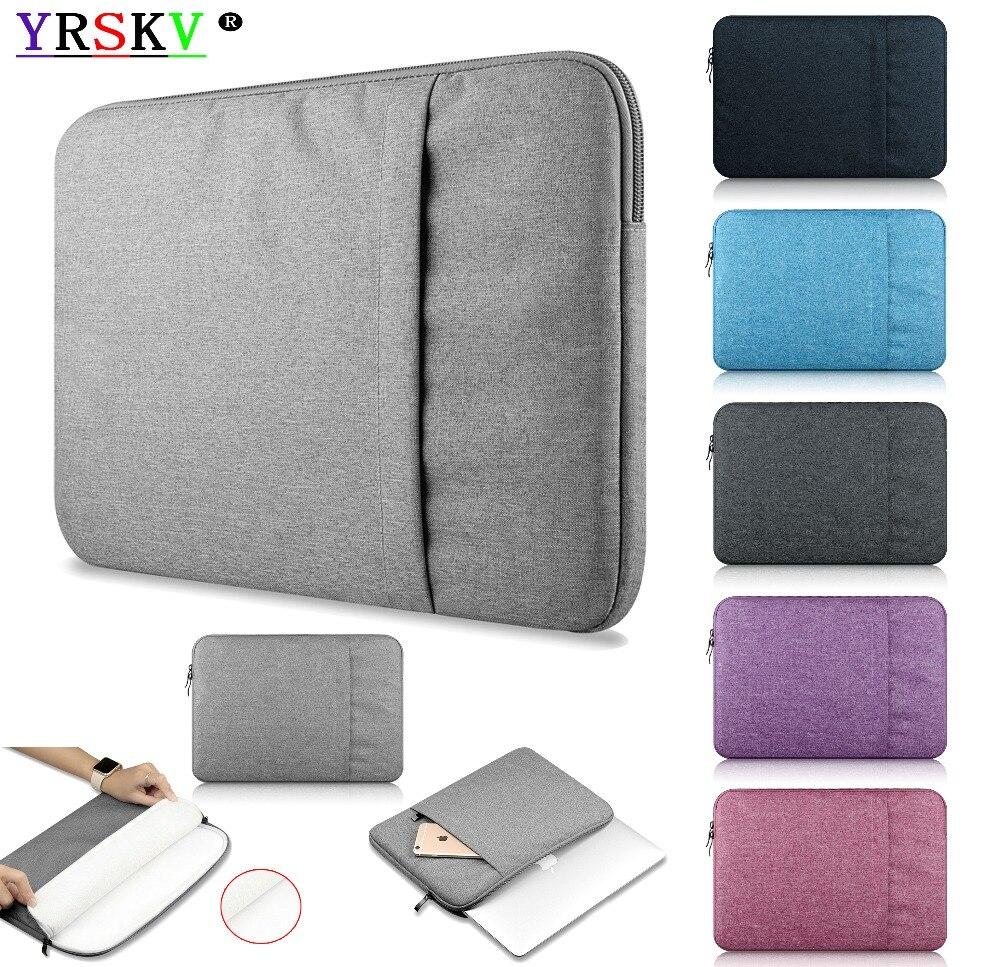 Pochette pour ordinateur portable YRSKV pour Apple Macbook Air, Pro, Retina, 11.6 12 13.3 15.4 pouces sacs pour ordinateur portable A1706A1708A1989A1990A1707Pochette pour ordinateur portable YRSKV pour Apple Macbook Air, Pro, Retina, 11.6 12 13.3 15.4 pouces sacs pour ordinateur portable A1706A1708A1989A1990A1707