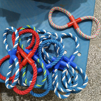 Cotton Rope Puppy Dogs 5