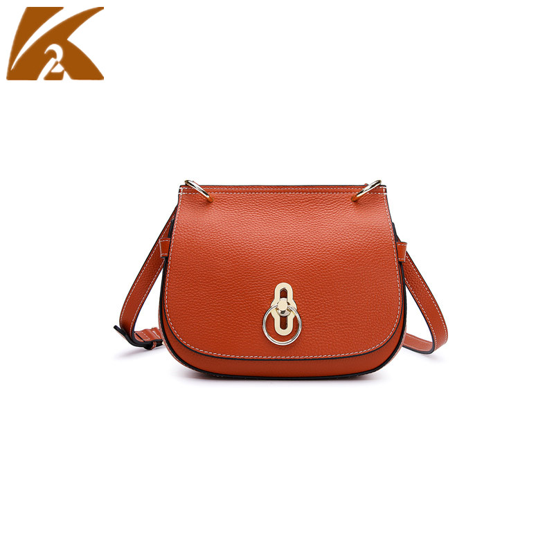 Hot Sale Vintage Real Cow Leather Small Crossbody Bags for Women Famous Designers Genuine Leather Shoulder Bag Messenger Bags hot sale simple fashion women bags natural soft genuine leather women messenger bags famous brand shoulder bags crossbody bags