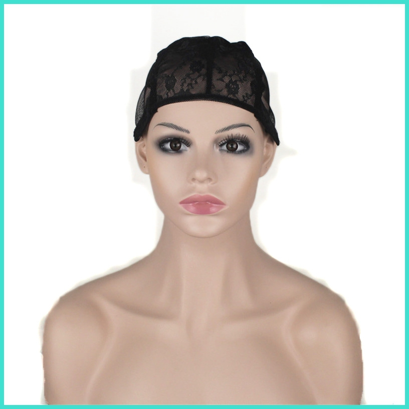 Flight Tracker M Size Wig Caps For Making Wigs 3pcs Top Quality Stretch Adjustable Straps Back Hairnets Tools & Accessories