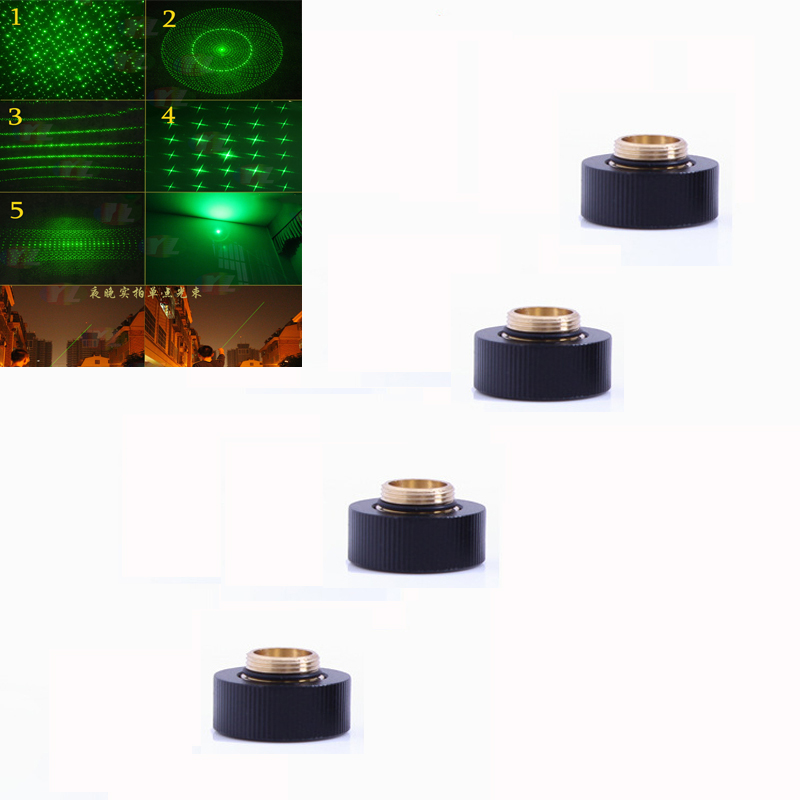 Hard-Working 5pcs Green Laser Sight 303 Cnc Lasers Pointer Powerful Device Adjustable Focus Lazer With Star Cap (just For Laser 303 Use)