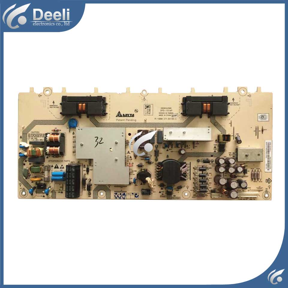 good Working original used for LK32K1 DPS-151AP DPS-151AP A 0094001274B power supply Board diysecur 7 4 wired apartment video door phone audio visual intercom entry system ir camera for 6 families