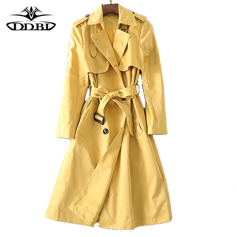 yellow trench coat - Popular Yellow Trench Coat-Buy Cheap Yellow Trench Coat Lots From