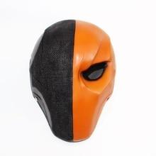 Deathstroke Helmet Halloween Mask 2 Colors