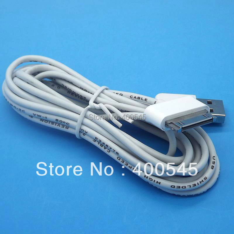 VOXLINK 2m USB Sync Charger Cable adapter cabo kabel for Samsung Galaxy Tab 2 10'' P1000 P7300 P7310 P7500 P6800 P7510