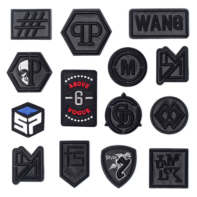 """Sew On Custom Name Embroidered  5/"""" X1/"""" Patch Army Air Soft Paintball Biker TAC"""