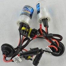 1pair DC 12V 35W xenon headlight hid bulbs h7 hid bulbs h4 6000k h7 8000k h4 bulbs h7 xenon bulbs H1 H3 H4 H8 H11 9005 880 H27