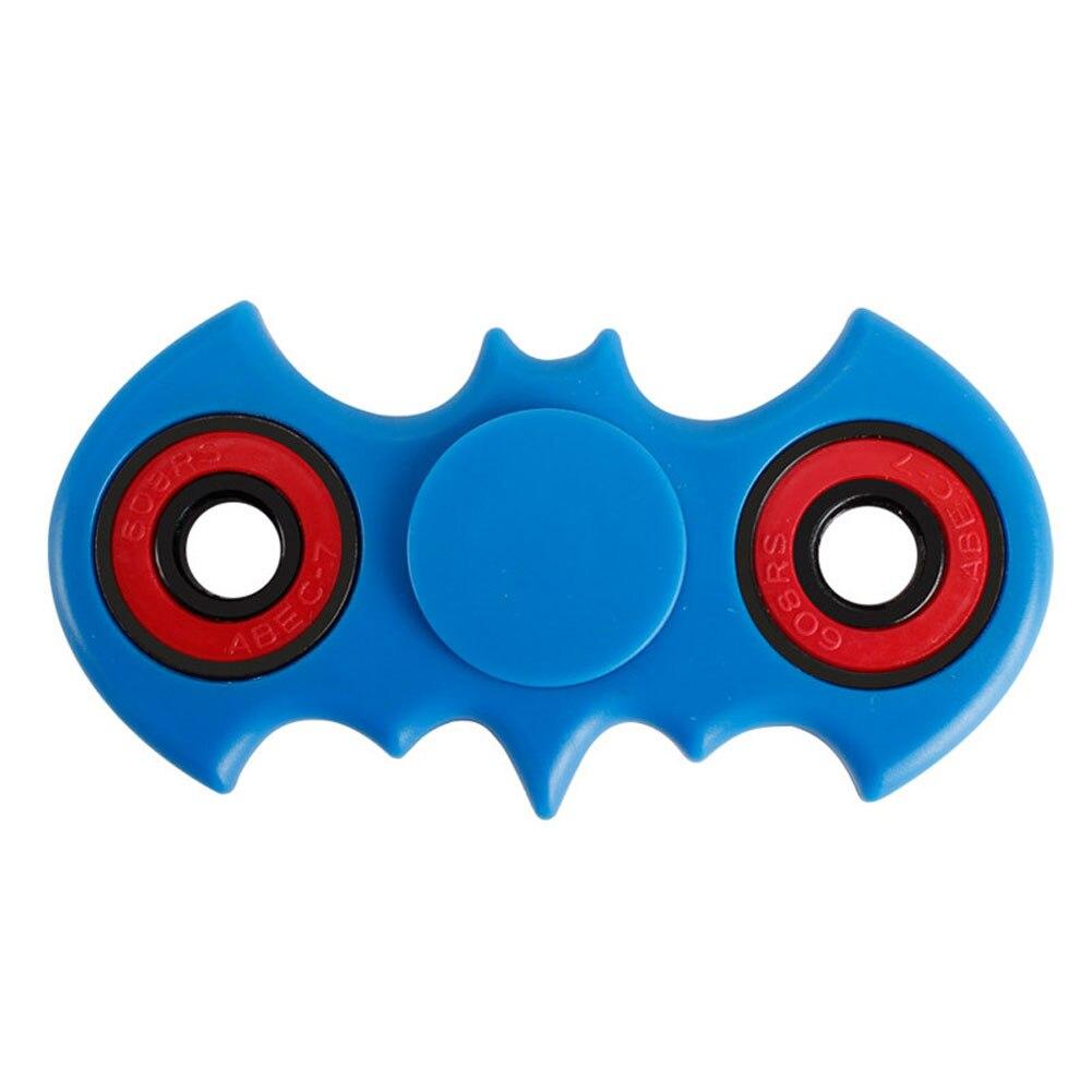 4 2 8 1cm Bat HandSpinner Relieve stress Fidget spinner Professional Finger gyro For Autism gift