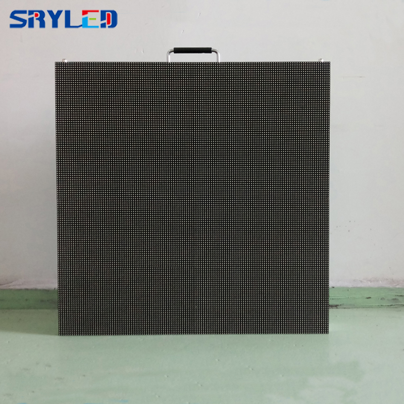 P5 High Difinition Led Screen SMD Outdoor Die Casting Aluminum Cabinet 640mm * 640mm