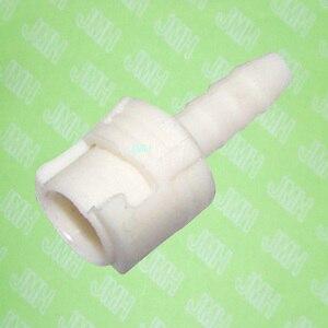 Одинарный соединитель для дыхательных путей, высококачественный гнездовой соединитель POM, неинвазивный воздушный шланг для манжеты NIBP кро...