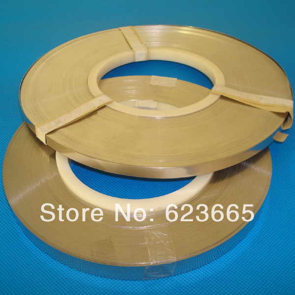 T0 15 W7mm pure nickel belt For 18650 26650 battery connection 0 15 7mm nickel tape