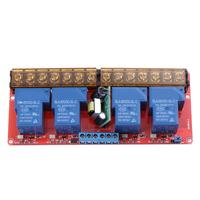 4 Channel High Low Relay Module 5V DC AC100 250V 30A Power Supply With Isolation Module