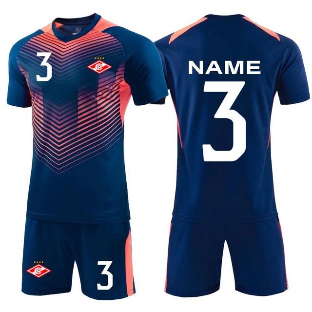 Football Survetement suits 2019 Adult Children Football Jerseys Sets custom Men boys Soccer Jerseys Sets Short Training Tracksui