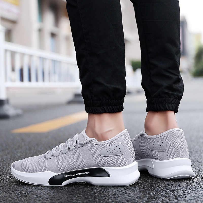 男綿が詰めレジャーオックスフォードスケート布靴低ヘルプ人気のブラックとホワイトカラー男性靴
