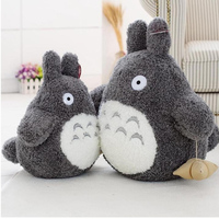 1pc 22cm 40cm Cartoon Lovely Style Plush Totoro Toys Stuffed Baby Doll Cute Movie Character Children