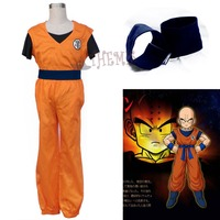 Athemis Dragon Ball Z Cosplay Costumes Best Suit Pull over Shirt Uniform Anime Cosplay Sportswear Cheap