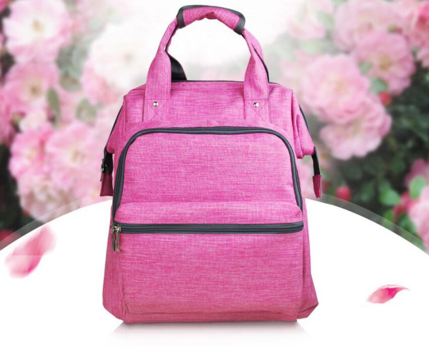 Fashion Baby Diaper Bags For Mom Backpack Maternity Bags For Mother Bag Baby Stroller Organizer Diaper Backpack Large Nappy Bag sunveno pu leather baby bag organizer tote diaper bags mom backpack mother maternity bags diaper backpack large nappy bag