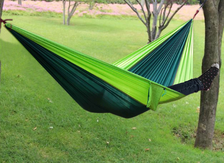 1 pcs free shipping double parachute hammock outdoor traveling camping 2 person hammock can bear 300  pare prices on 2 person hammocks  online shopping buy low price      rh   aliexpress