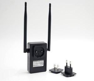 Image 5 - Comfast 300   750 mbps sem fio wifi repetidor amplificador de sinal 2 * 5dbi antena ponto de acesso sem fio ap wi fi alcance estender roteador