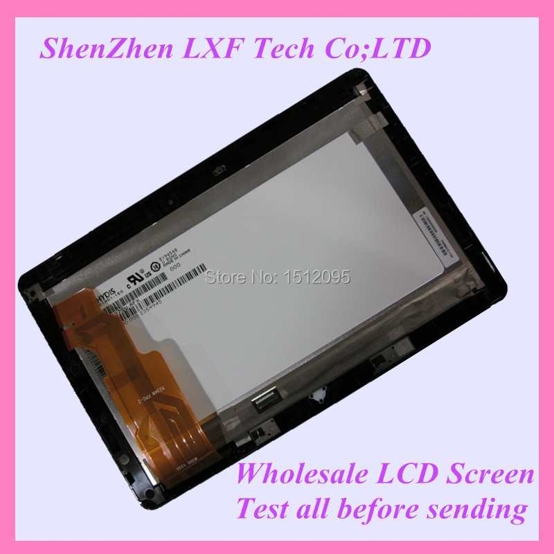 10.1 For ASUS VivoTab TF600 TF600T 5234N fpc-2 LCD Display +Touch Screen digitizer Assembly Replacement Free shipping+track No
