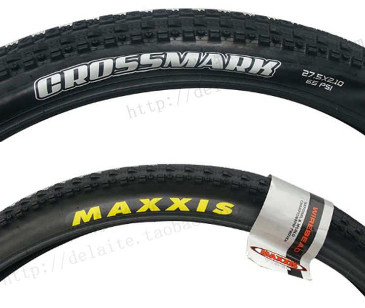 Marca de cruz bicicleta dobrável pneu. Bicicleta de montanha. Ultra leve pneu de bicicleta. $Number. 27.5er / 1.95 / 2.1